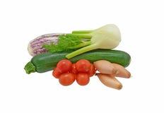 Grönsaker och tomater Arkivbilder
