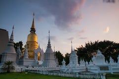 Grupp av pagoden Fotografering för Bildbyråer