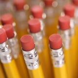 Gruppe Bleistifte. Lizenzfreies Stockbild
