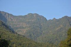 Gruppe des Berges Lizenzfreie Stockbilder