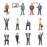 Gruppe des Geschäfts und Büroleute Lizenzfreie Stockfotografie