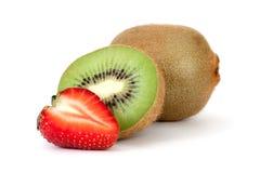 Gruppe Früchte Lizenzfreie Stockfotografie