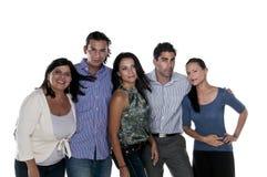 Gruppe Freunde Lizenzfreie Stockfotos