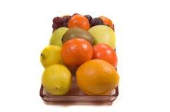 Gruppe Frucht Stockfotos