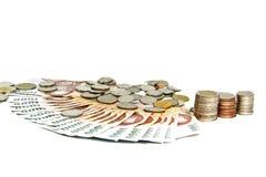 Gruppe Geld Lizenzfreies Stockfoto
