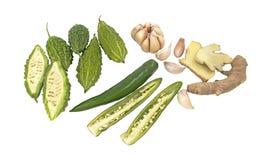 Gruppe Gemüse Lizenzfreies Stockbild