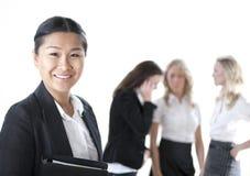 Gruppe Geschäftsfrauen Lizenzfreies Stockfoto