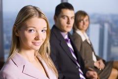 Gruppe Geschäftsleute stockbilder