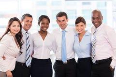 Gruppe Geschäftsleute Stockfotos