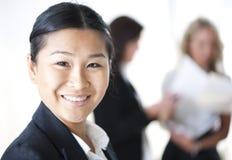 Gruppe Geschäftsfrauen Lizenzfreie Stockfotos