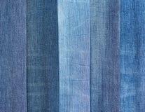 Gruppe Jeans Lizenzfreie Stockfotografie