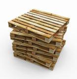 Gruppe Ladeplatten stock abbildung