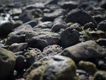 Gruppe Steine Stockfoto