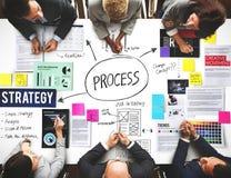 Gruppe verschiedene Geschäftsleute haben eine Sitzung stockfotos