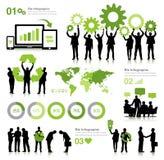 Gruppe von Personenen-und Geschäfts-Konzepte vektor abbildung