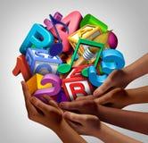 Gruppen-Bildungs-Partnerschaft Lizenzfreie Stockfotos