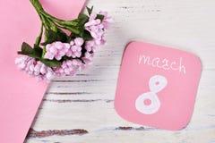 gruppen blommar pink Royaltyfria Foton