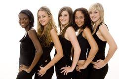 Gruppen-Freundschaft Stockfoto
