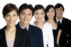 Gruppen-Geschäft Lizenzfreies Stockbild