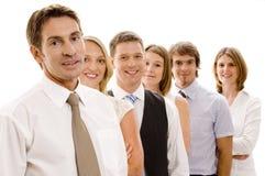 Gruppen-Geschäft Stockbilder