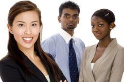 Gruppen-Geschäfts-Team Lizenzfreie Stockfotos