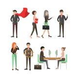 Gruppenleutegeschäft und -teamwork Lizenzfreie Stockfotografie