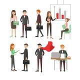 Gruppenleutegeschäft und -teamwork Stockfotos