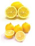 Gruppi di limoni Immagini Stock Libere da Diritti