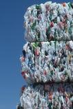 Gruppi di plastica per riciclare immagini stock libere da diritti