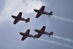 Gruppo acrobatici giordano Fotografia Stock Libera da Diritti