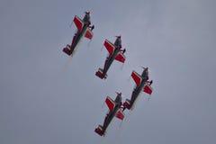 Gruppo acrobatici giordano Fotografie Stock