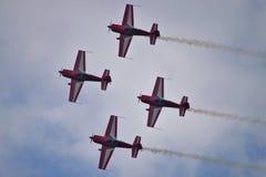 Gruppo acrobatici giordano Immagine Stock Libera da Diritti