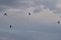 Gruppo acrobatici giordano Immagine Stock