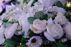 Gruppo dei fiori Immagini Stock Libere da Diritti