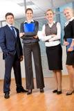 Gruppo di affari Immagine Stock