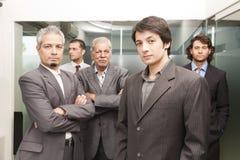Gruppo di affari Immagini Stock