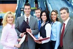 Gruppo di affari. Fotografia Stock