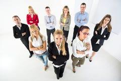 Gruppo di affari Fotografie Stock Libere da Diritti