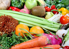 Gruppo di alimenti 2 Immagini Stock