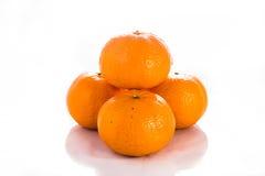 Gruppo di arance Fotografia Stock Libera da Diritti