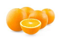Gruppo di aranci Fotografie Stock