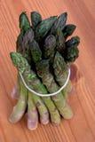 Gruppo di asparago Fotografie Stock Libere da Diritti
