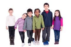 Gruppo di bambini Fotografia Stock Libera da Diritti