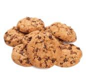 Gruppo di biscotti Immagine Stock