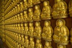 Gruppo di Buddha Fotografia Stock Libera da Diritti