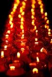 Gruppo di candela Immagini Stock Libere da Diritti