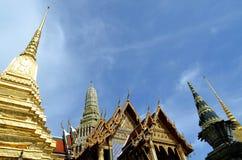 Gruppo di chiesa tailandese immagine stock libera da diritti