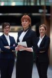 Gruppo di donna di affari Fotografia Stock Libera da Diritti