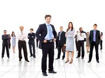 Gruppo di gente di affari. fotografie stock libere da diritti