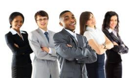 Gruppo di gente di affari Immagine Stock Libera da Diritti